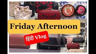 Singapore brand Charles & Keith /Friday Afternoon/NRI/ Indian SAHM Swati/BlusmSG