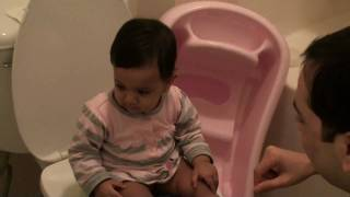Sara's Potty Training