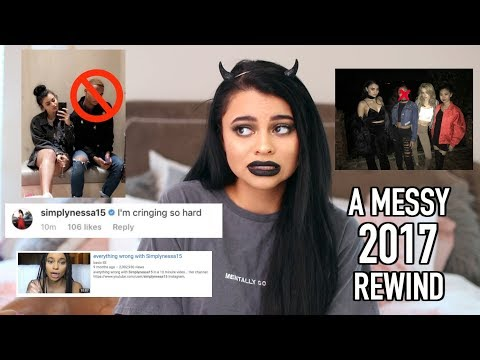 HOW 2017 WENT FOR ME (love, fake friends, insta drama & tea)