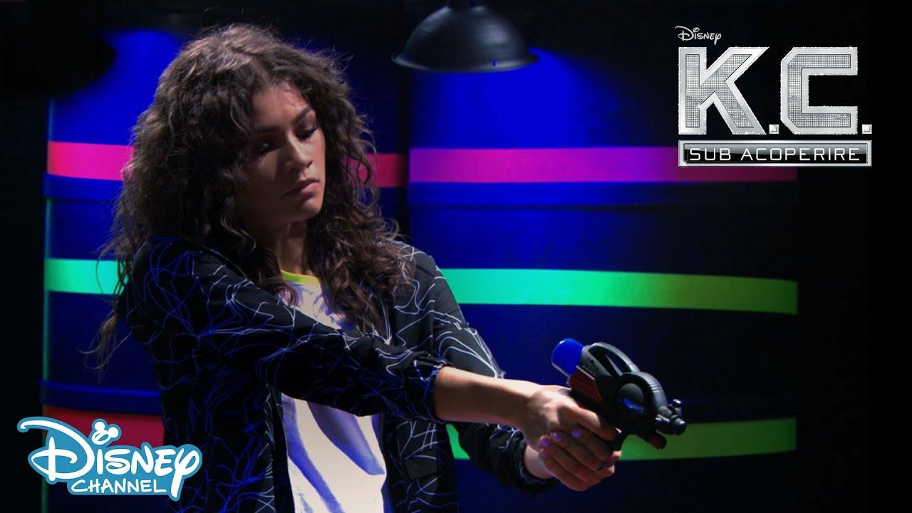 💣 Misiune specială | K.C sub acoperire| Disney Channel România