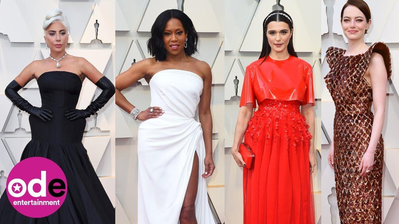 Oscars 2019: Red carpet fashion highlights