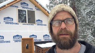 Rocket Mass Heater -- Is it Working? — Mountain Dream Home #32
