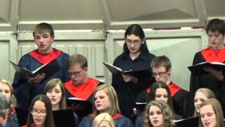Elijah Rock arr. Jester Hairston performed by the 2015 Subsection Honor Choir.