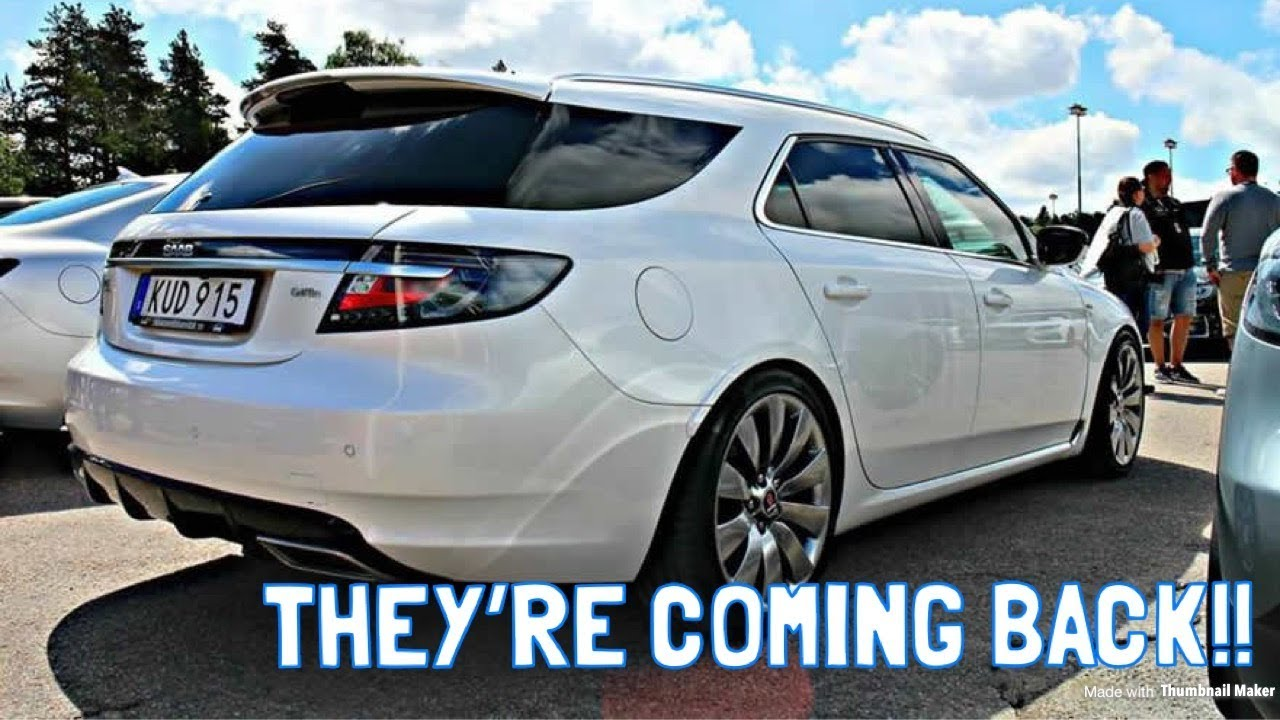 Huge News Saab Is Coming Back Auto Autopsy
