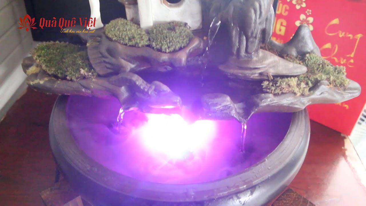 Máy Tạo Khói Mini Cho Hòn Non Bộ, Máy Tạo Khói Phun Sương Hàng Chất Lượng Cao