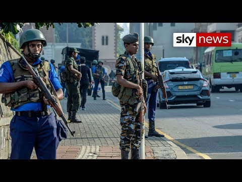 Sri Lanka attack