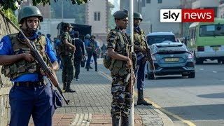 Sri Lanka attack suspect who studied in UK named