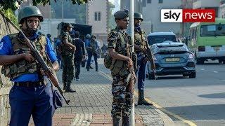 Sri Lanka attack suspect who studied in UK named