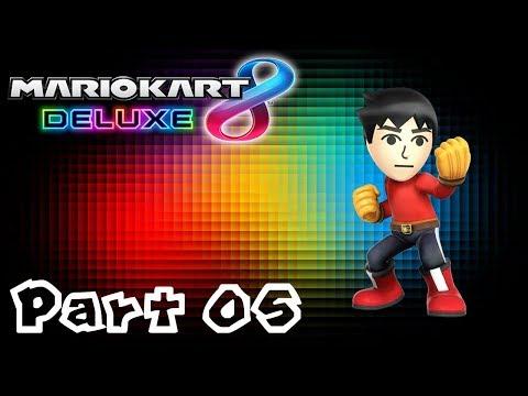 Mario Kart 8 Deluxe -- Part 05: Inner Gangster