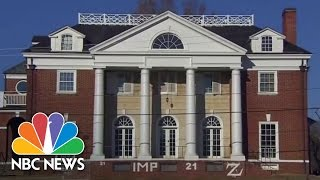 UVA Fraternities Suspended Amid Rape Scandal | NBC News