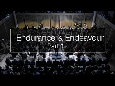 Endurance & Endeavour Part 1