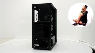 НИКС Компьютерный Супермаркет: не самое плохое видео про Корпус EXEGATE I3 MATRIX 700 Вт с окном #1