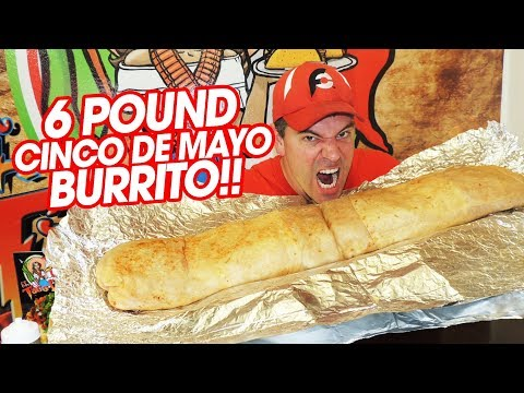 undefeated-6lb-mexican-burrito-challenge-on-cinco-de-mayo!!