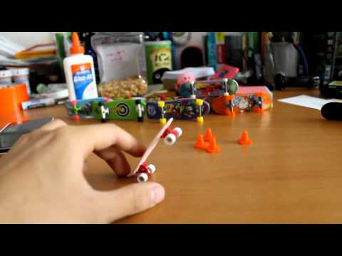 Tech Deck  Penny Board COLLECTORS EDITION (?!) Review March 22 2015 by ProSigmaDaniel