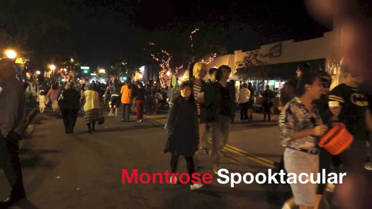 montrose spooktacular halloween 2012