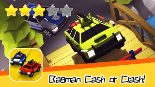 Bagman Cash or Clash! Walkthrough Bagman  Police  Car Chase  Recommend index three stars