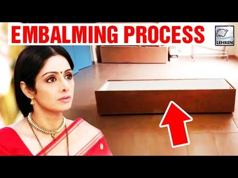 Sridevi's Body Sent For Embalming Process After Investigation | LehrenTV