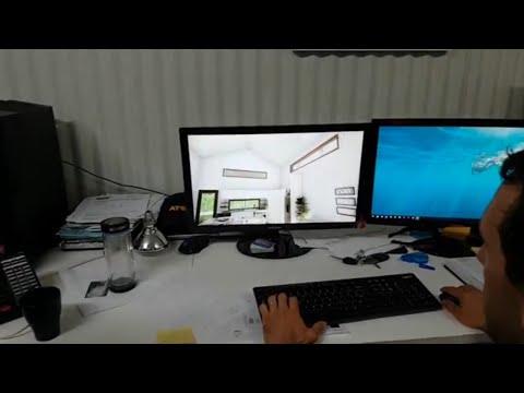 Bangalow Tiny House Design 3d Walkthrough with Keith Richardson from Imagine Kit Homes Australia