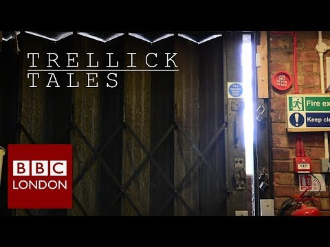 Trellick Tales: Turning 'waste in to gold' - BBC London News