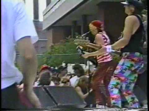 ENUFF Z'NUFF-After The Rain(NELSON Cover) / Baltimore 1991