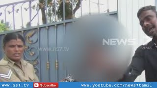Drunken college girl found roaming in Thanjavurspl video news 02-08-2015 Tamil Nadu hot news today   News7 Tamil