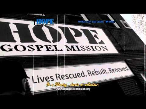 Hope Gospel Mission DONATIONS
