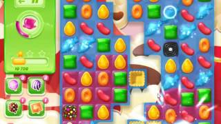 Candy Crush Jelly Saga Level 505 - NO BOOSTERS