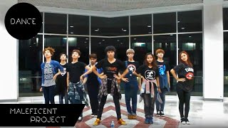 SNSD -FLOWER POWER (Remix) cover by Maleficent Project Dance Full Ver.