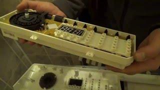 Ремонт блоку управління DC92-00181 M в пральній машині Samsung WF0500NYW