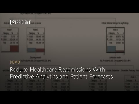 Reduce Healthcare Readmissions with Predictive Analytics and Patient Forecasts