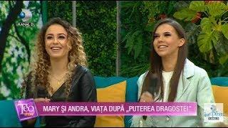 "Teo Show (26.11.2019) - Mary si Andra, viata dupa ""Puterea dragostei"" Cum sunt partenerii?"