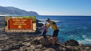 Ka'ena Point State Park Hiking Makaha side 🚶🌊