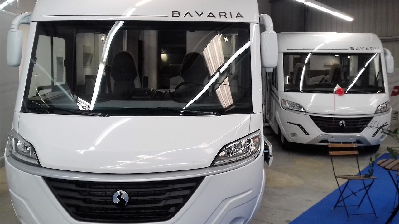 Camping Car Bavaria Iqt