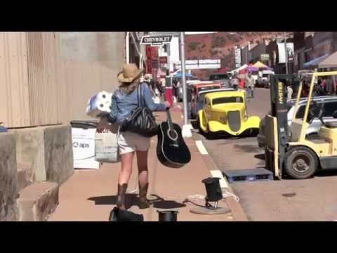 Bisbee Americana Music Festival Scenes 2016
