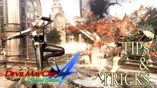 Devil May Cry 4 Special Edition - Dev Team Combos - Trish 3