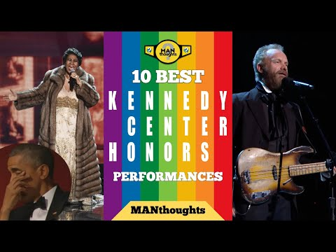 10 BEST Kennedy Center Honors Performances