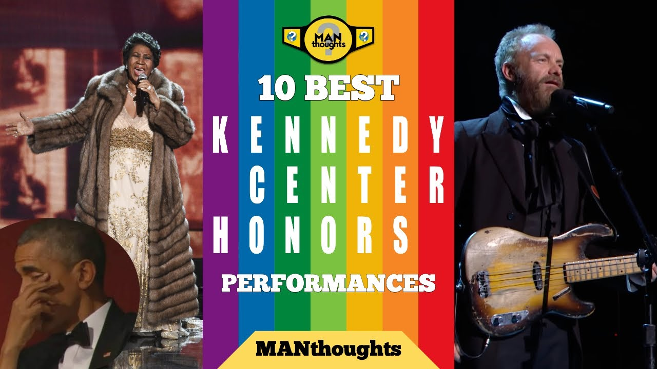 10 Best Music Moments From the 2021 Kennedy Center Honors