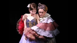 シアタークリエ2019年4月公演 音楽劇『ライムライト』舞台映像をお届け...