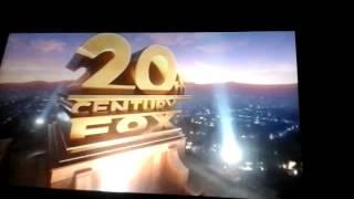 20th century fox (the peanuts movie) UK