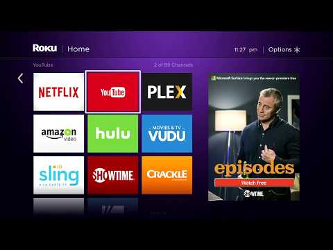 Casting YouTube Video From Your Laptop/PC To Your Roku (Roku3,Streaming Stick, Etc.)