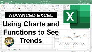 Advanced Excel: Using Charts and Functions to See Trends