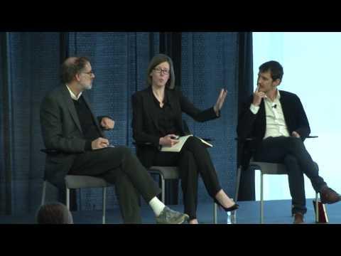 """L@S 2017 Panel: """"Creative Learning @ Scale, """" Karen Brennan, Cristóbal Cobo,  and J. Philipp Schmidt"""