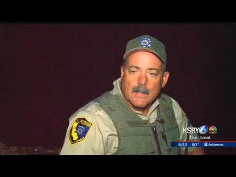 Fish and Wildlife catch poacher in deer decoy operation in SLO County