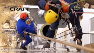 Дымоходы Craft - Монтаж многоэтажного дома(, 2012-12-07T12:39:29.000Z)