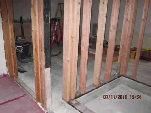 Video Home Made Garage Attic Lift Hoist Elevator Dumb