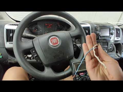 Fiat ducato 2016року !! Не заводиться ошибка P2151  вирішення проблеми!