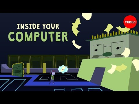 Inside your computer - Bettina Bair