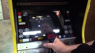 #692 Bally Midway Gorf And Pacman Arcade Video Games In Cabaret Cabinets! Tnt Amusements