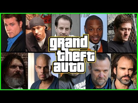 All GTA Protagonist Real life Voice Actors (from GTA 3 to GTA 5)