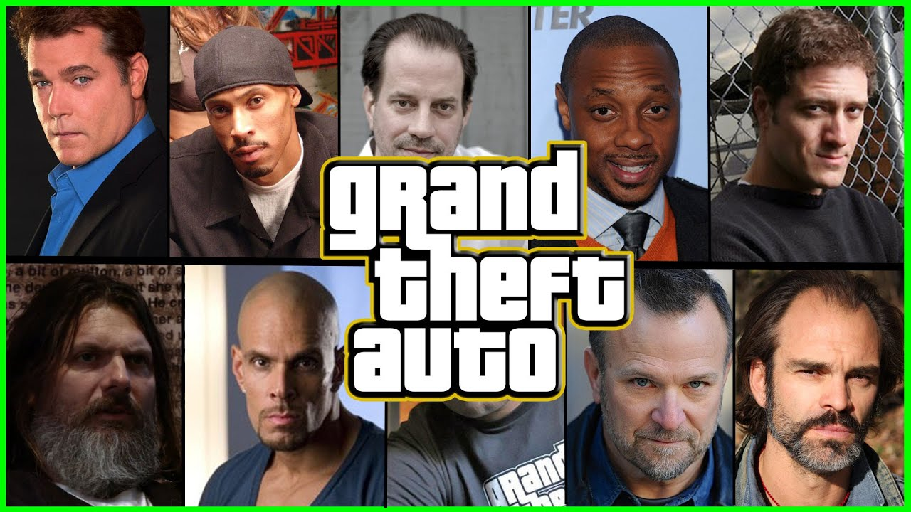 All Gta Protagonist Real Life Voice Actors From Gta  To Gta  Youtube